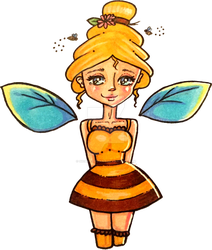 Queen Bee by sicara-deviant