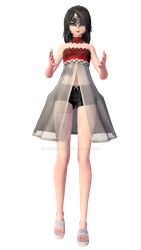 [MMD] Rayne [NO DOWNLOAD] by GetSquiddy