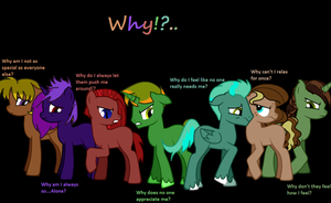 Who They Were (Possible New Comic Cover) by wezzie1