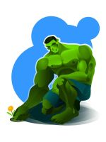 hulk by Wioch-Men