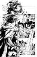 Green Arrow 6 pag1 by airold