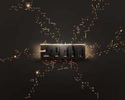 Text art 2010 by treconor