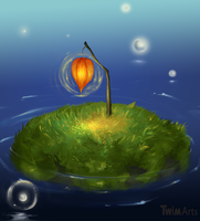 Lantern by Maybellez