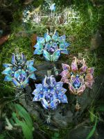 The Elven Crystal Blossom Collection 06/18 by EMasqueradeGallery