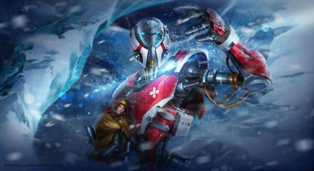 Rescue Robot by Aioras