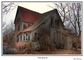 Years gone by by PeterDeBurger