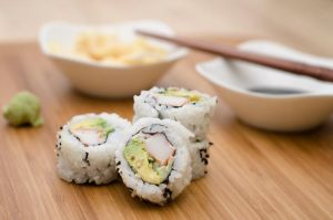 Sushi 1 by rouellephotographie