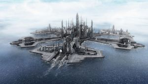 City of Atlantis by AntikerSG-P