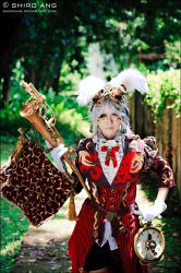 Alice In Steampunkland - 08 by shiroang