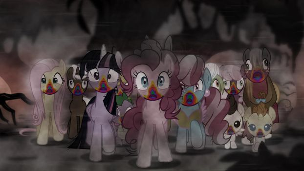 The Trotting Dead by SketchMedia
