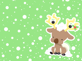 Stantler Wallpaper
