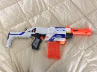 aac honey badger retaliator by Darkswag