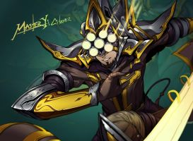 master YI by citemer