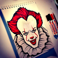 PENNYWISE 2017 by JW2011
