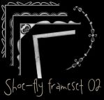 Paint Shop Pro frame set 02 by shoe-fly