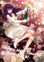 OC | Happy New Year! by Pattikou