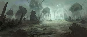 Invasion Wicked by eWKn