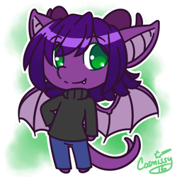 Weekly Cheeb #2 - Avencri the Poison Dragon by cosmissy