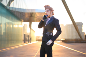 Ignis Scientia Cosplay [Recipe] Final Fantasy XV by Yamato-Leaphere