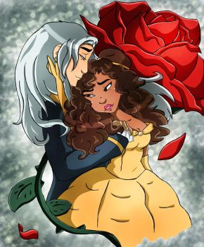 BH6NG: Tale As Old As Time by BerrieBlosym