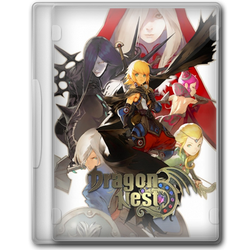 Dragon Nest Plastic Case Icon by hxxp