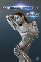 -Cyber-Girl- 2018 by 35-Elissandro