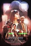 SEVEN JEDI Final Poster Struzan Inspired by hapajedi