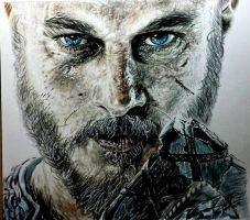 Ragnar by AndresBellorin-ART