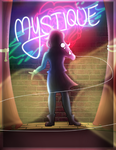 Ev | Center Stage by Cosmic-Cola