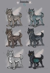 Snowcubs by isawic
