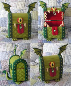 Monster Chest by VeoBea