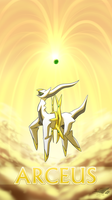 Pokemon 20th Anniversary- Arceus
