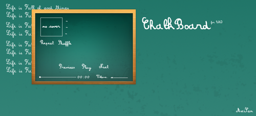 ChalkBoard for CAD by AxiSan