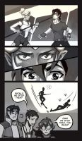 Voltron - AlluraVsKeith(While Shiro isn't at home) by OllyYuu