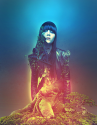tree woman by cassi94