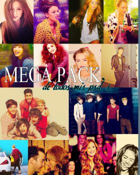MEGA PACK PSD. by TouchBiitch