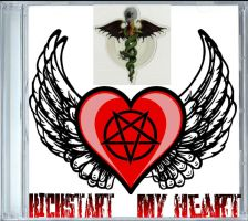 Kickstart my Heart CD cover by MOTLEYLOMBAXCRUE666