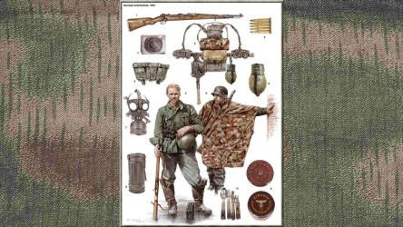 3rd REICH TROOPS  HEER KIT by PanzerBob