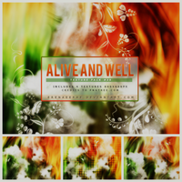 Alive And Well Texture Pack (#38) by ErenaeErae