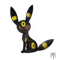 Umbreon by BushBear