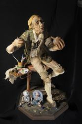 Mister Geppetto by MarylinFill