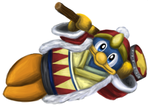 King Dedede - The Sexy Penguin by Kitty101ck