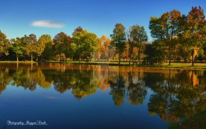 Hungarian landscapes by magyarilaszlo
