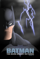 The Dark Knight Returns by Angelic-Zinle