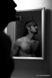 The Man in the Mirror by artifactgrrl
