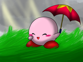 Watch Out When It Rains! by KirbyPuffball