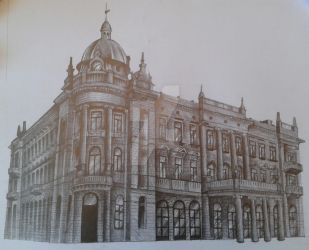 Grand Hotel by LadyFromEast