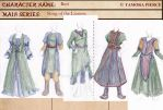 Possible Buri Costumes by Mir-Leixon