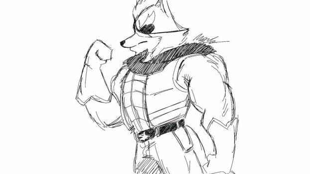 Wolf O'Donnell by Teksix63