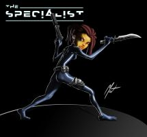 The Specialist by SaTTaR